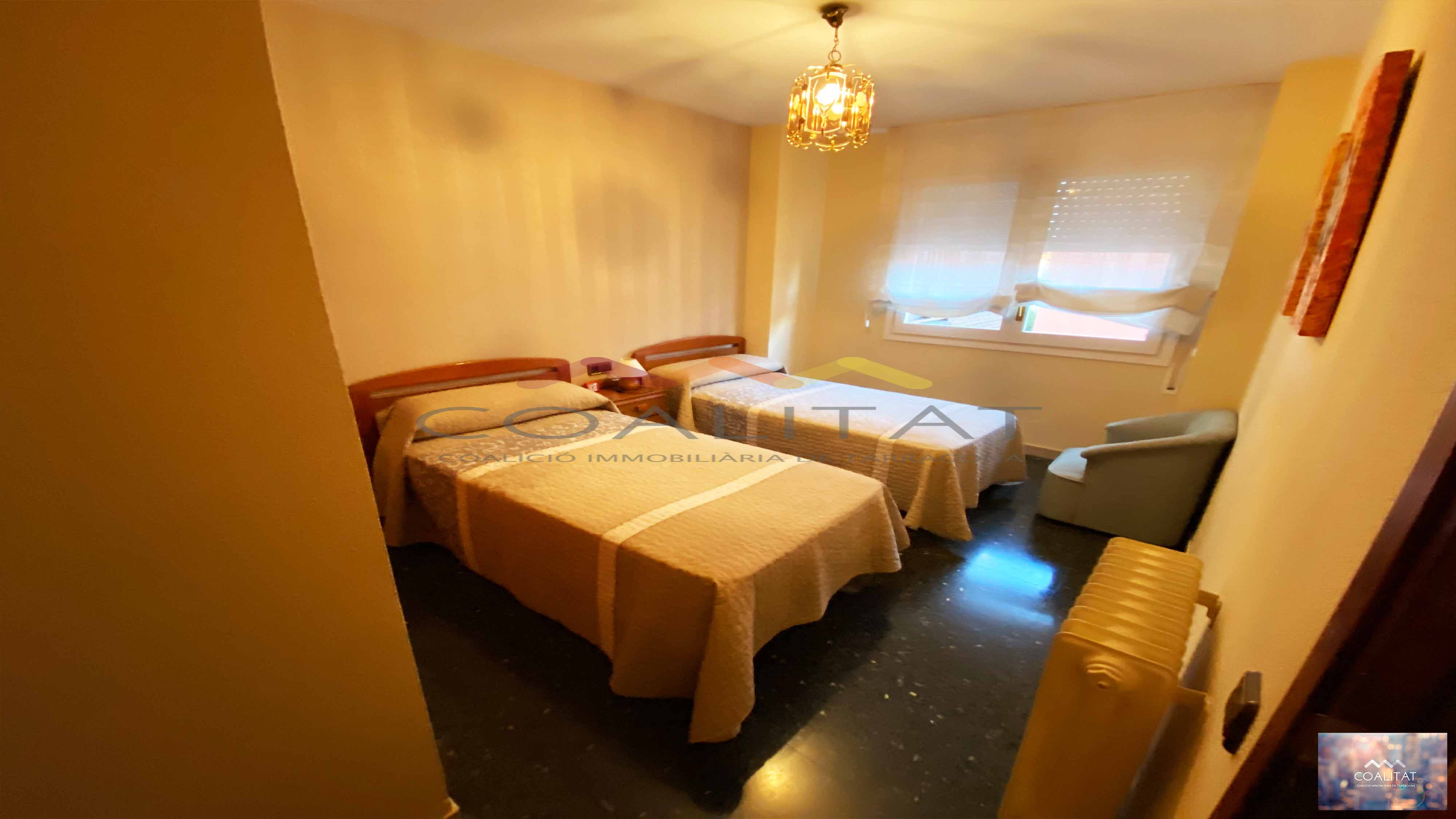 Piso de 4 habitaciones en Salou